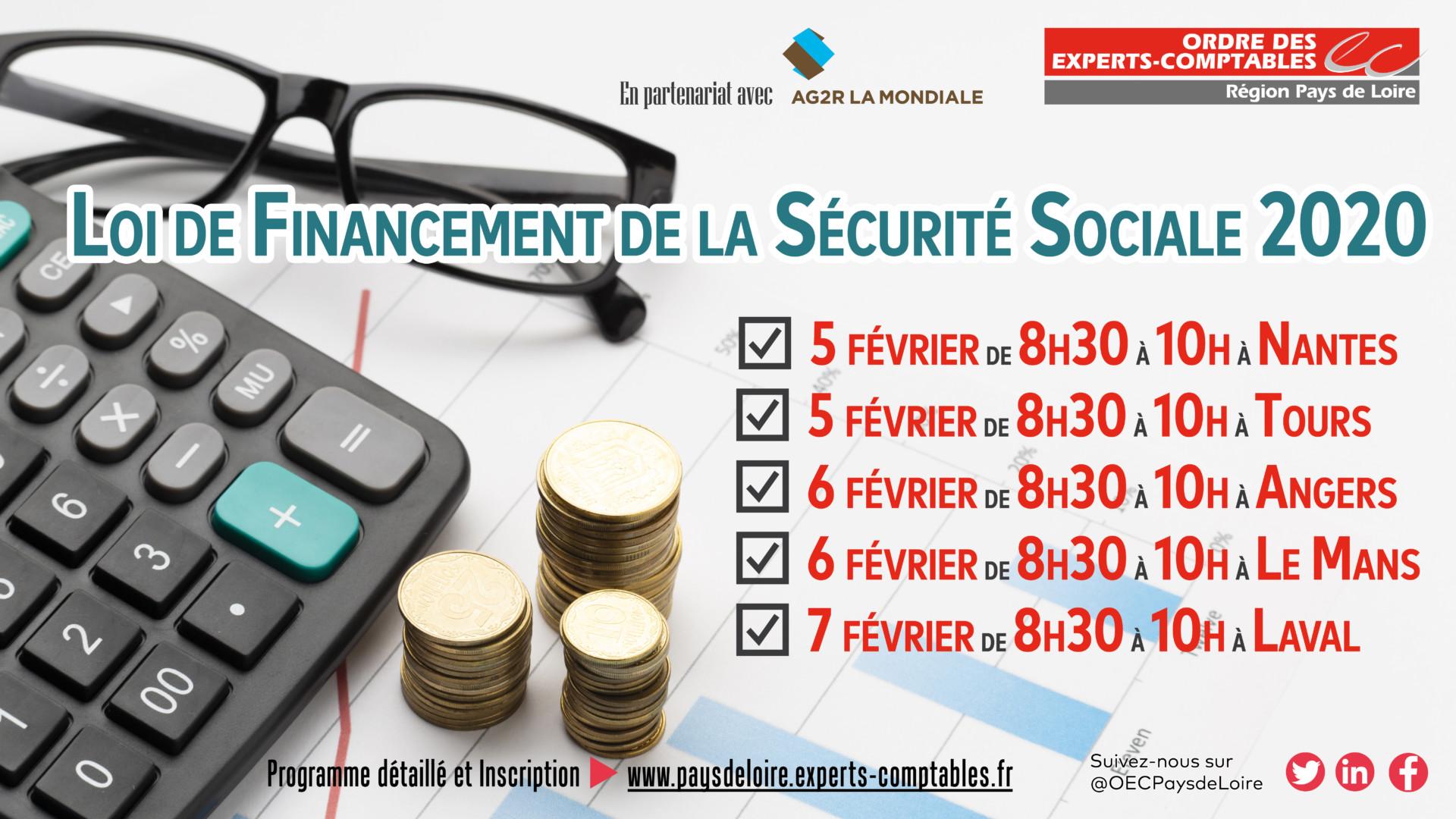 Loi de Financement de la Sécurité Sociale 2020